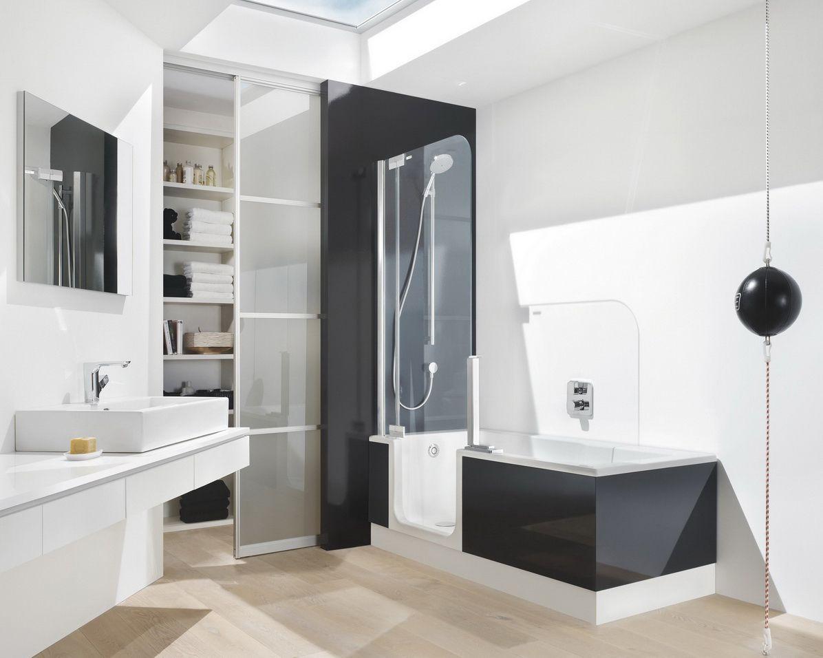 pictures of modern handicap bathrooms | Bathroom Interior, Walk in ...