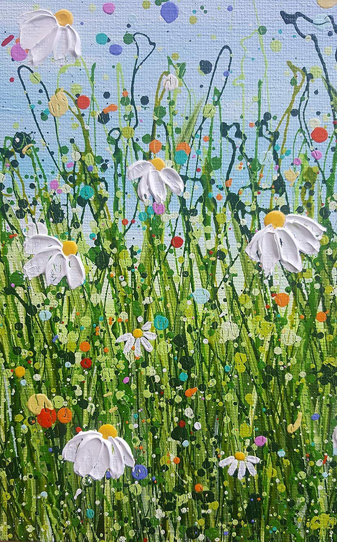 Daisy meadow delight 4 amazoncouk handmade art