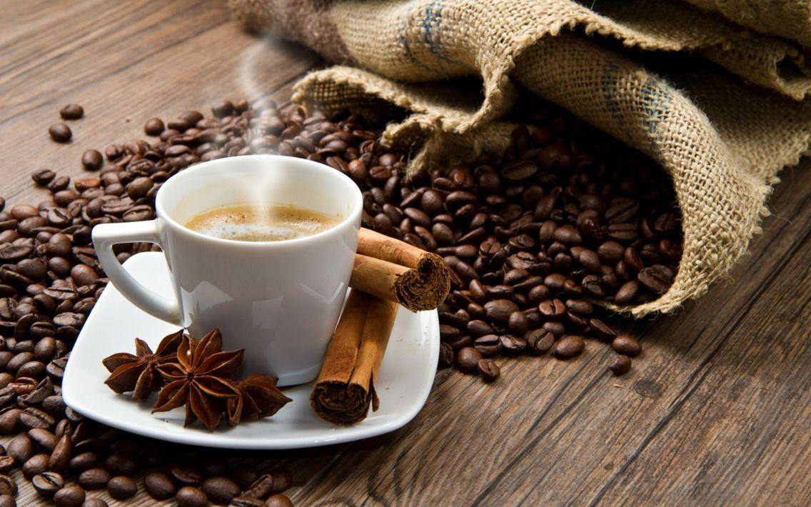 Coffee Étel ital, Kávé, Reggeli