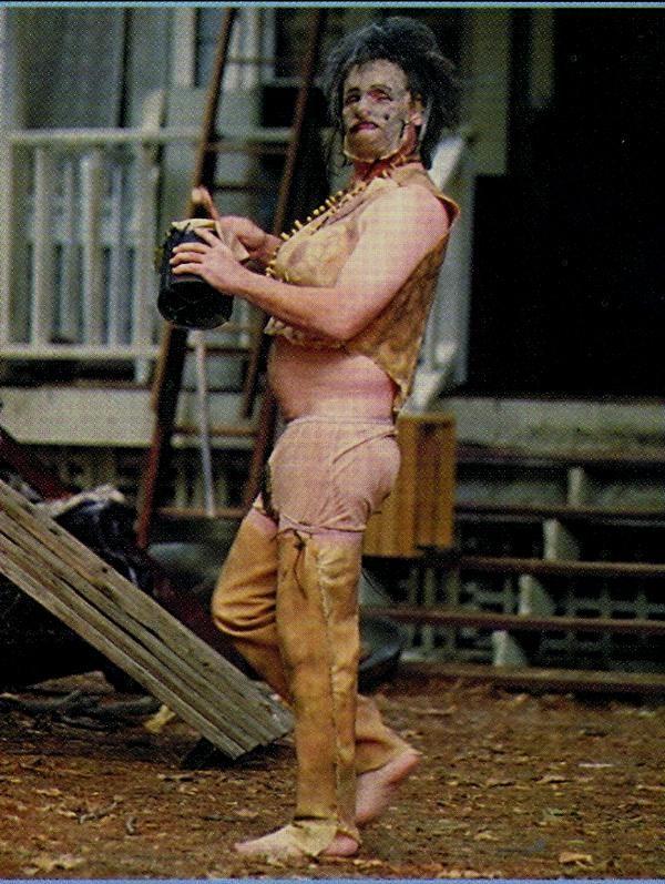 The Skin Suit Dance In Chuck Parello S Ed Gein Serial Killers