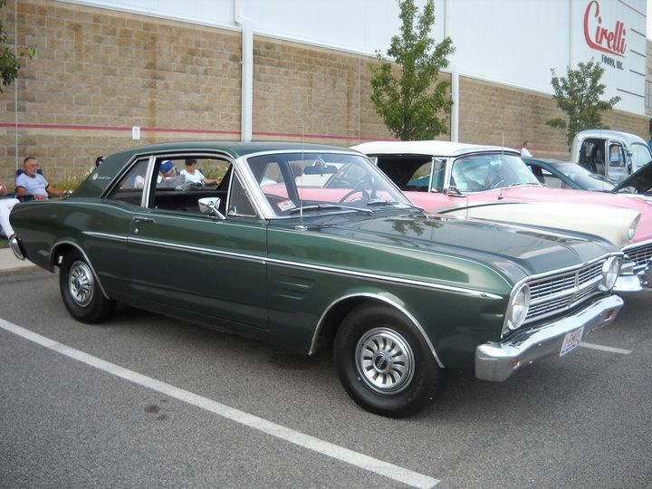 1967 Ford Falcon Futura Sports Coupe With Images Ford Falcon