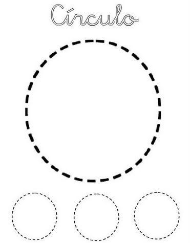 Circulos trazos