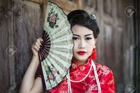 Image result for traditional cheongsam