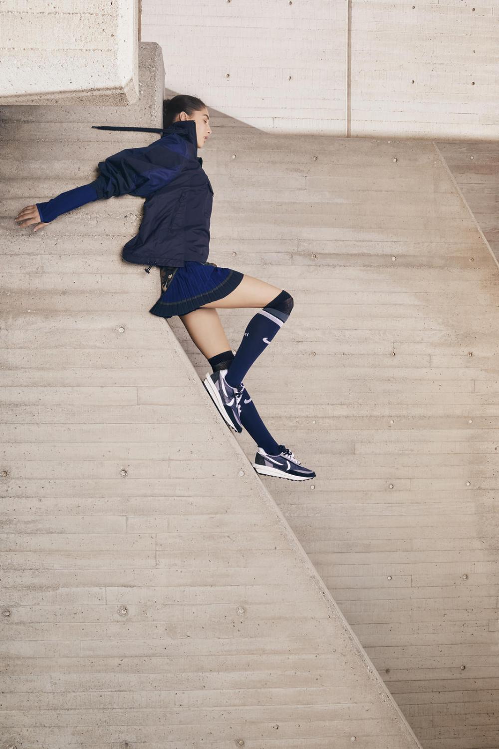 Sacai X Nike Fall 2019 Ad Campaign With Naomi Osaka The Impression In 2020 Nike Campaign Nike Ad Sacai