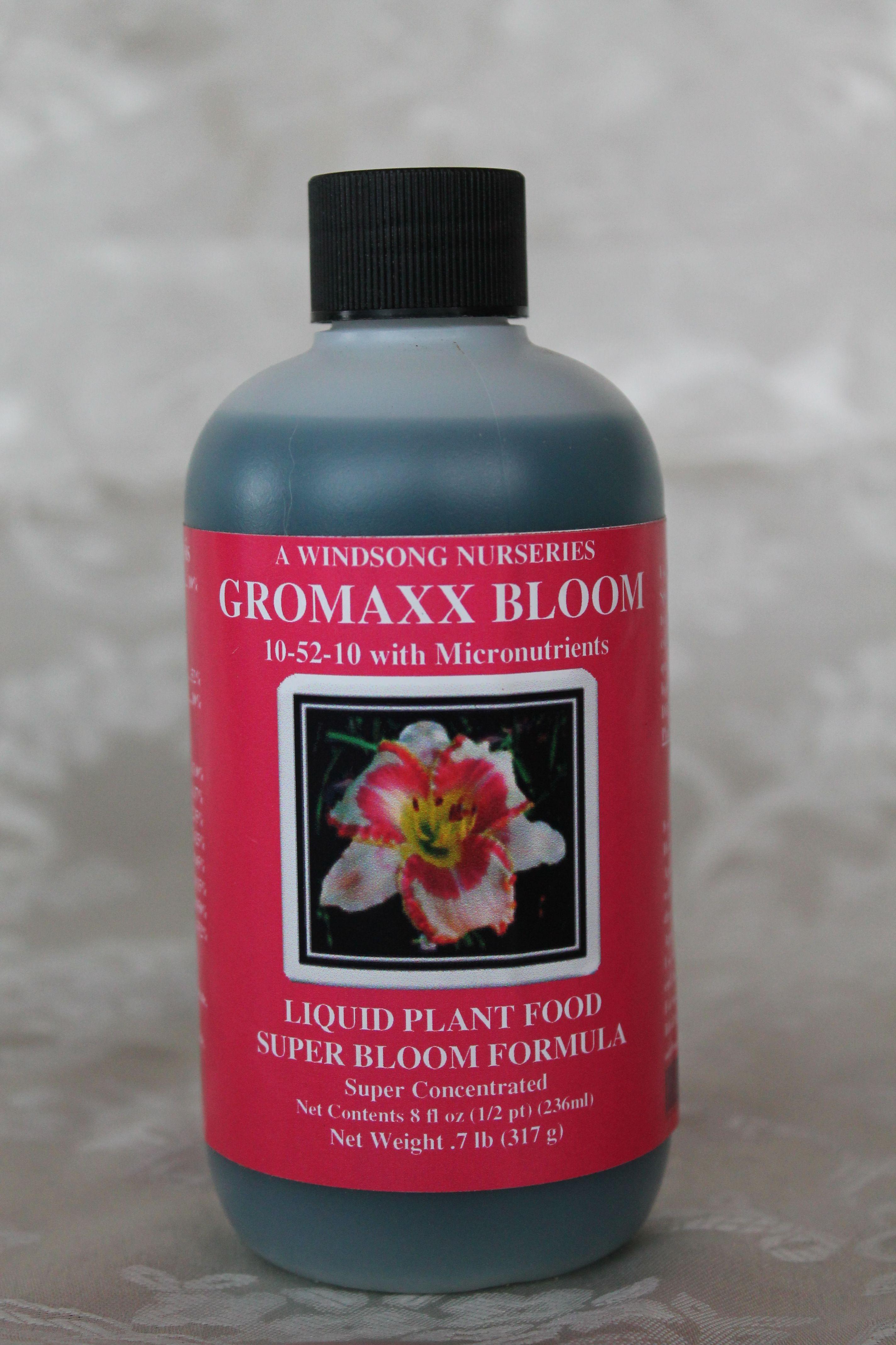 LIQUID FERTILIZER GROMAXX BLOOM with Micronutrients 10-52-10 Special