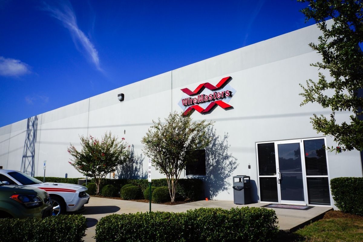 WireMasters Warehouse Texas | Outside view of WireMasters ...