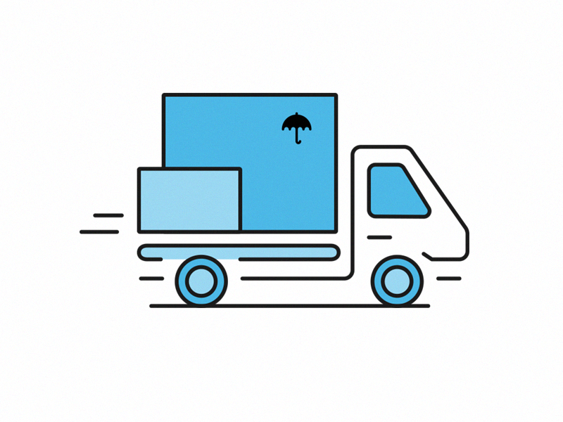 Delivery Truck Icon Truck Icon New Trucks Logo Online Shop