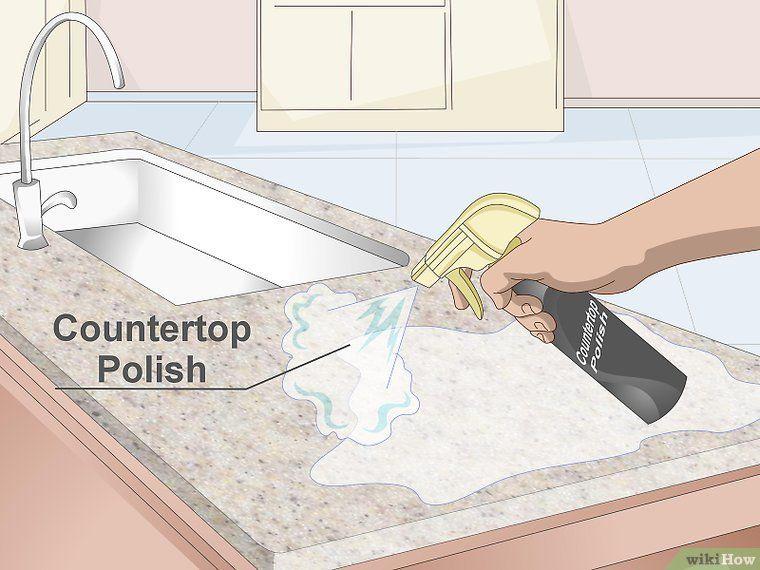 Maintain A Corian Countertop Corian Corian Kitchen Countertops