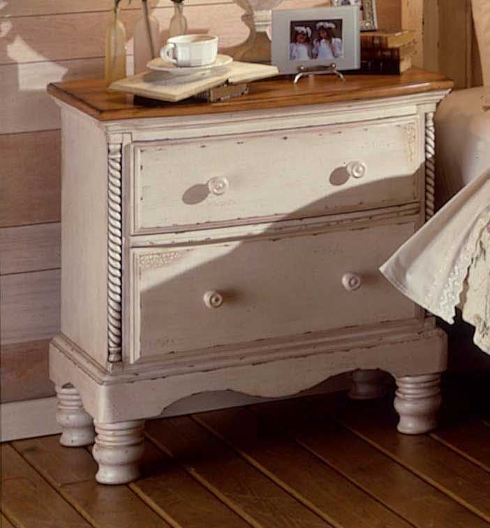 Hillsdale Wilshire Night Stand - Antique White in 2019 ...