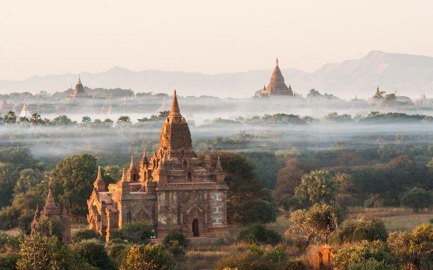 The world's most enchanting ruins Bagan, Adventure