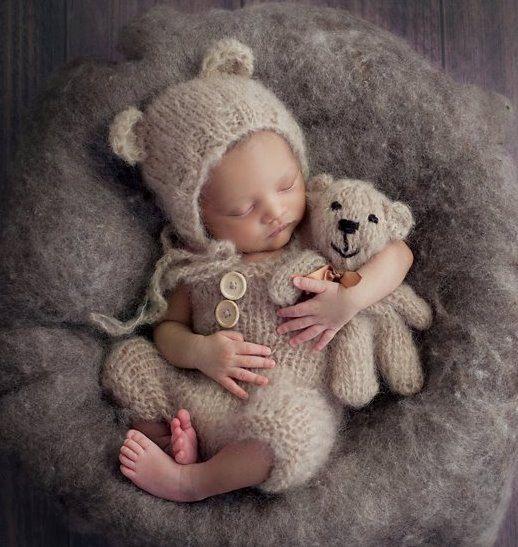 Newborn mohair bonnet Newborn knit bonnet Knit mohair bonnet Newborn photo prop Classic knit bonnet 25 colours Newborn prop bonnet RTS