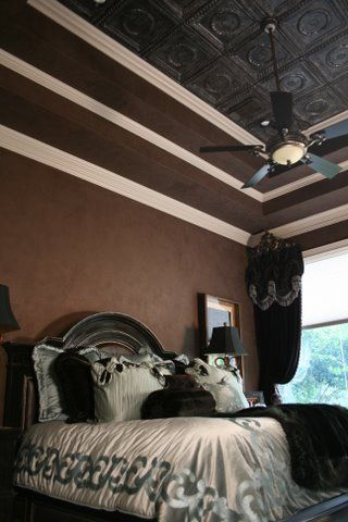 I Think M Gonna Go For It In My Bedroom Since Have The Recessed Ceilings With All Crown Molding Stay Tuned