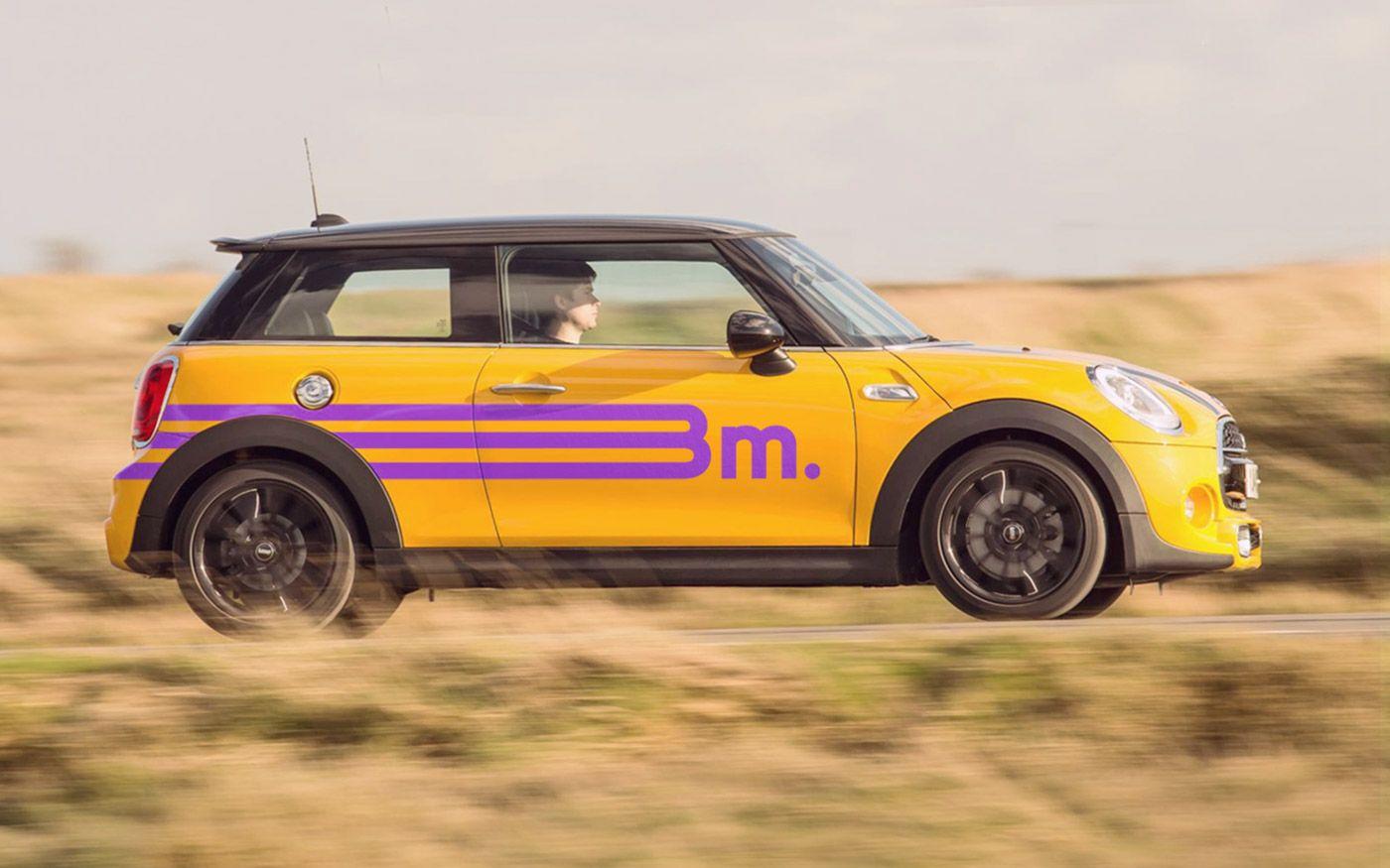 Big machine on behance advertising services marketing