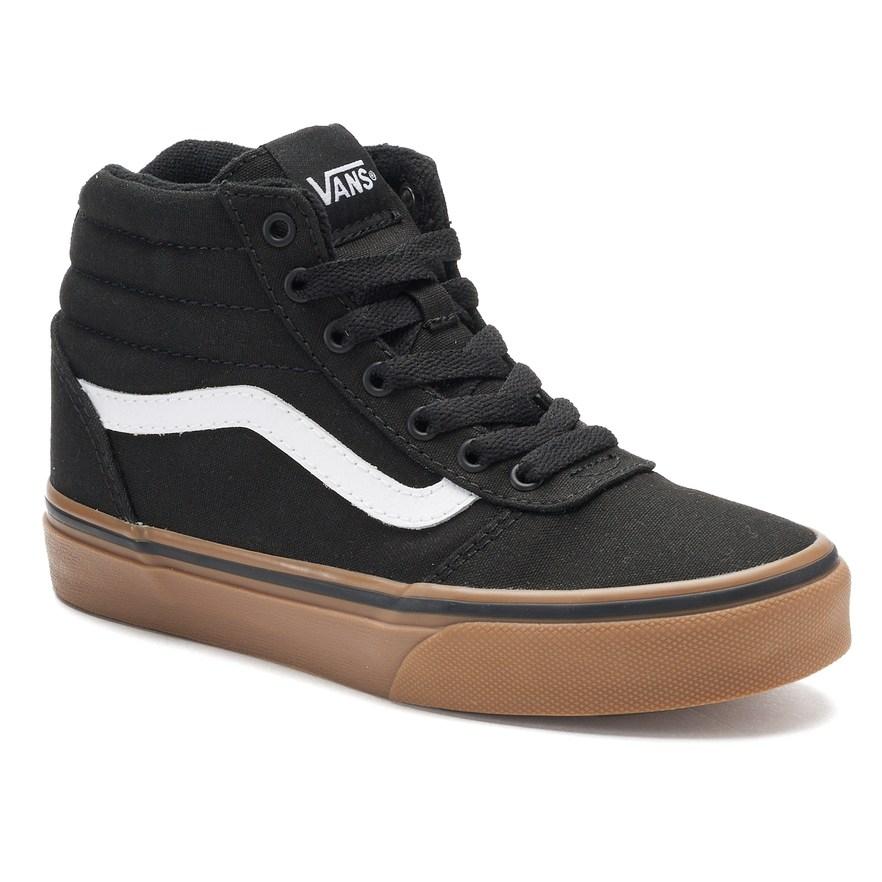 Vans Ward Hi Kids' High Top Sneakers in 2019 | High tops