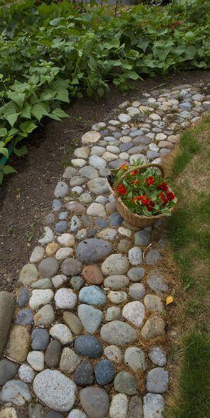 13 magnifiques all es de jardin diy jardin zen for Amenagement jardin diy