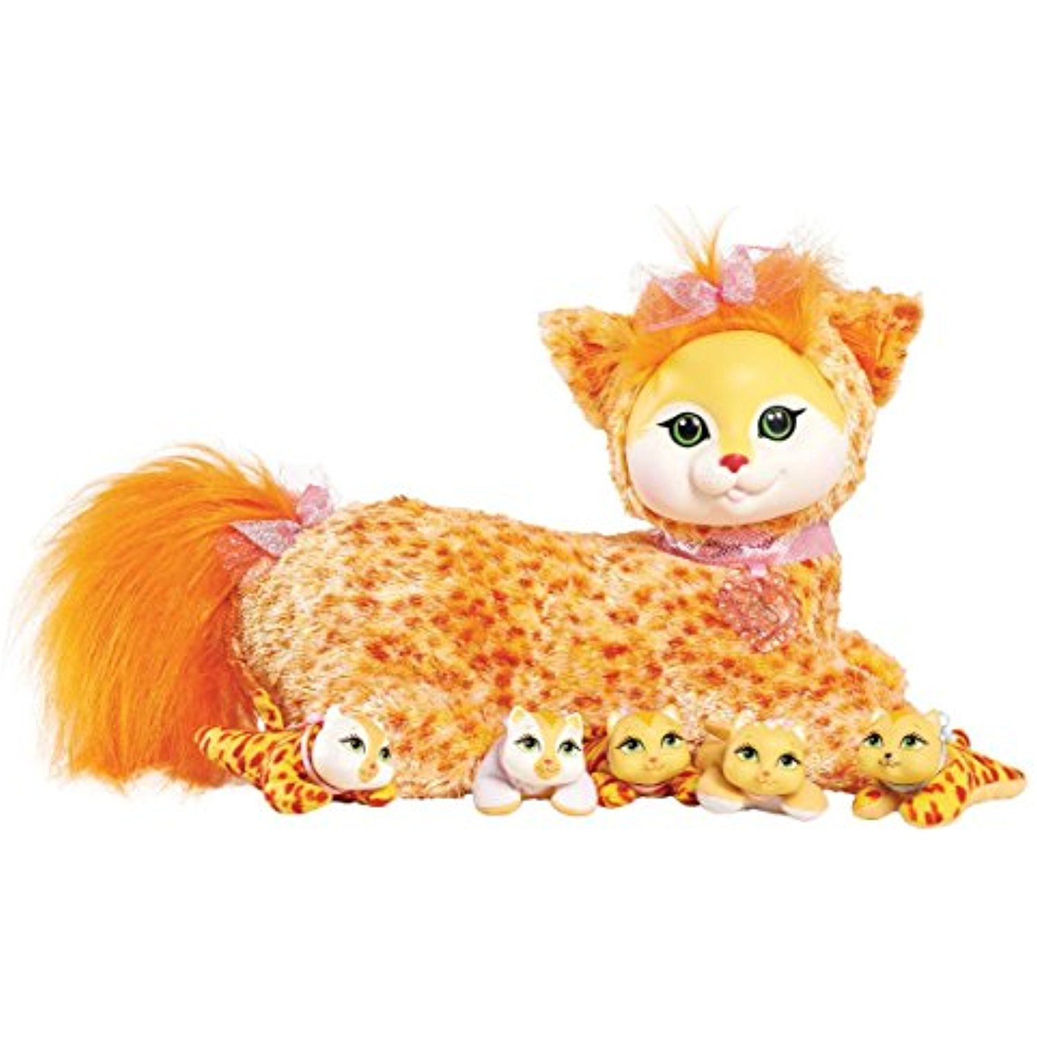 Kitty Surprise Plush Autumn Details Can Be Found By Clicking On The Image This Is An Affiliate Link Stuffedan Teddy Bear Stuffed Animal Kitty Kitten Mom