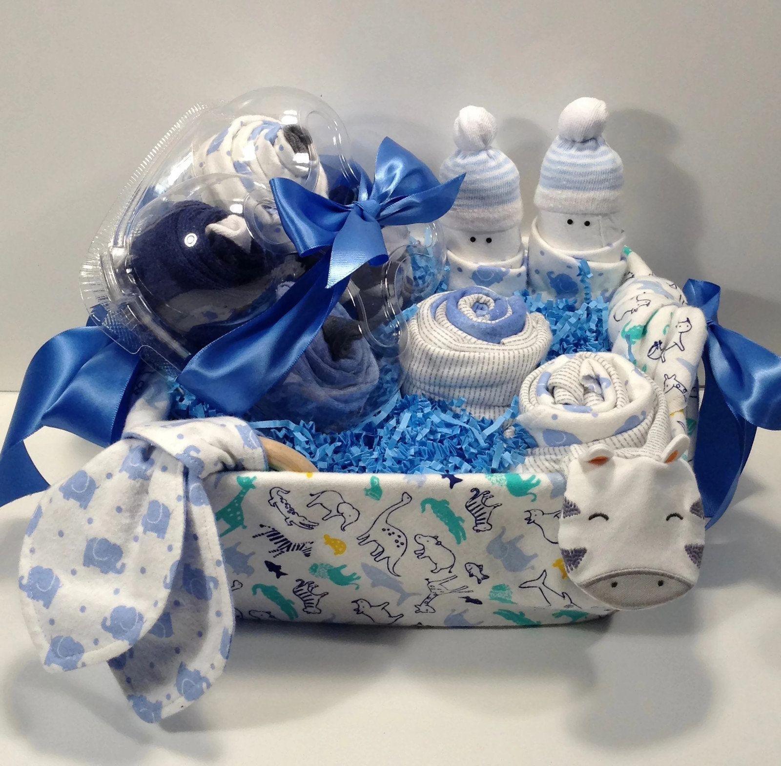 Baby Boy Gift Basket New Mom Gift Basket Baby Shower Gift Best Baby Gift New Baby Boy By Edieslegac Baby Boy Gift Baskets Baby Boy Gifts Gifts For New Moms