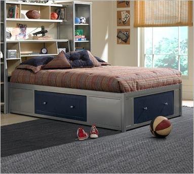 Hillsdale Universal 1178472bfr Full Platform Bed With Storage