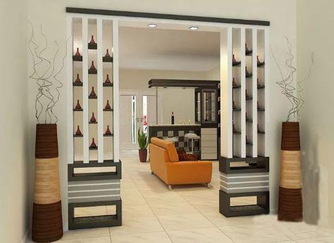 desain sekat ruangan minimalis (dengan gambar) | desain