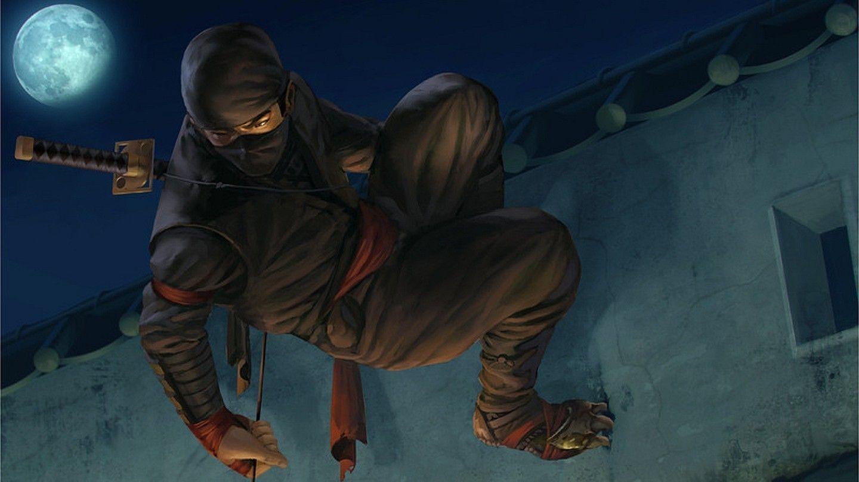 Ninjas Fantasy Art 1440x810 Fantasy Art Via Www