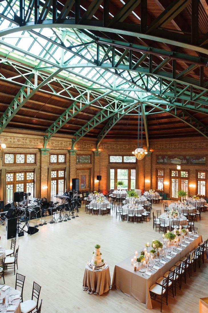 Cafe Brauer in Chicago, Illinois Chicago wedding
