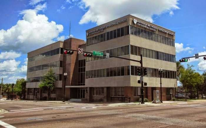 Afro American Life Insurance Building International Style