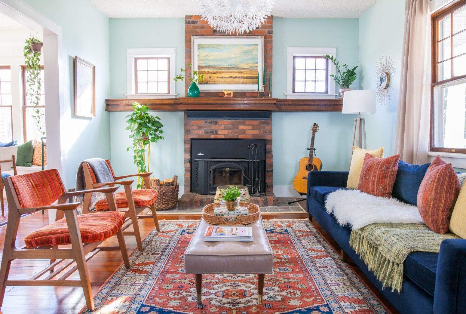 Today im excited to be sharing my fall home tour as part