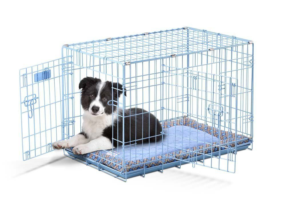 Precision Pet Snoozzy 30 By 19 By 21 Inch 2 Door Baby Crate Size