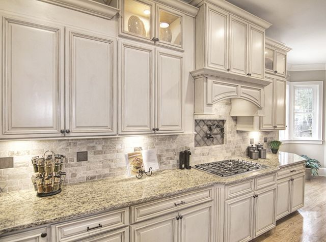 RTA Kitchen Cabinets Online | White Deluxe Chocolate Glaze ...