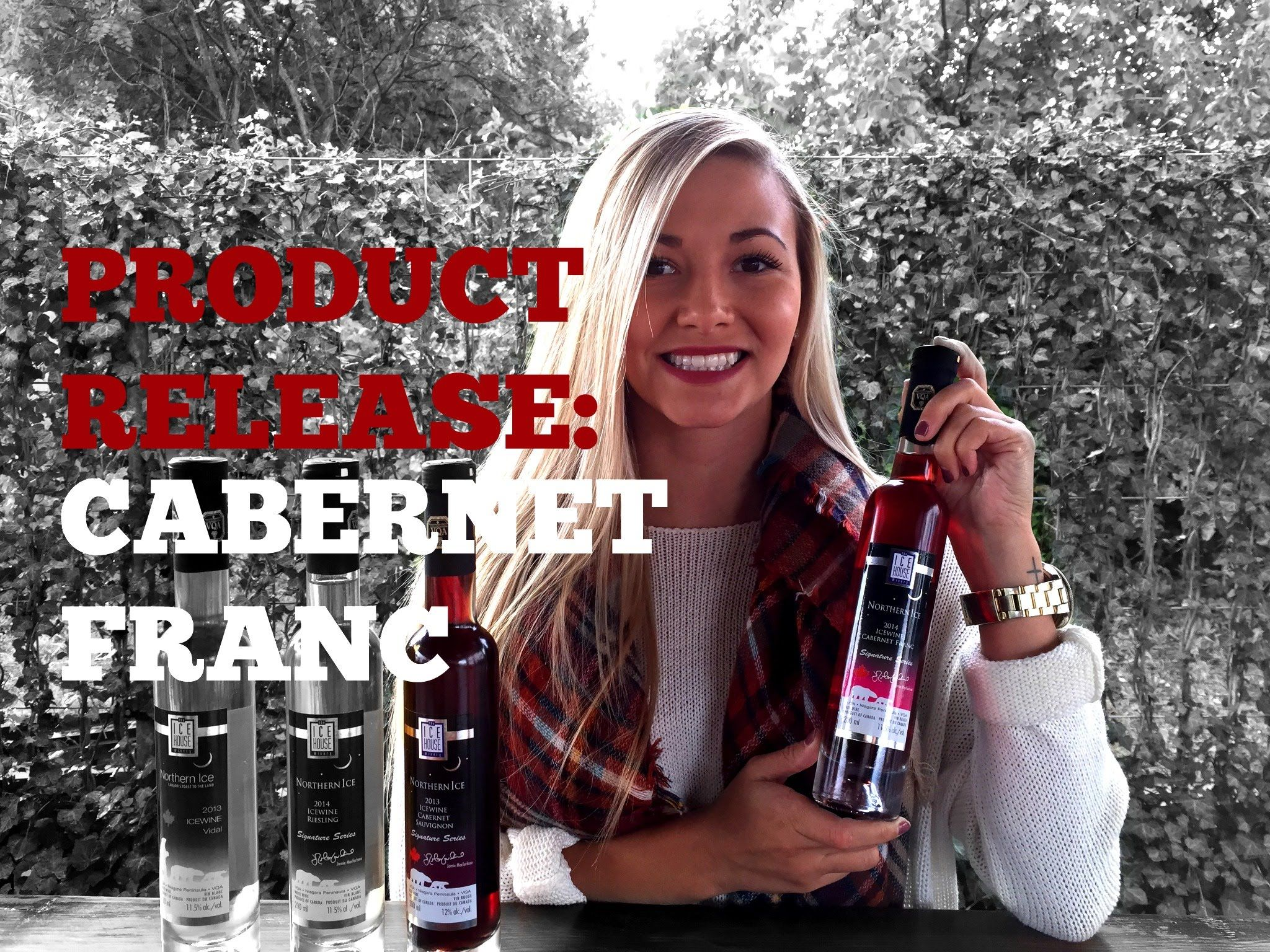 Wineries Niagara Product Release Cabernet Franc The Ice House Winer Cabernet Franc Ice Wine Cabernet