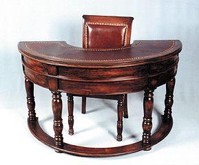 Beau Love Half Moon Desks Round Desk, Kitchen Office, Home Office, Desk And Chair