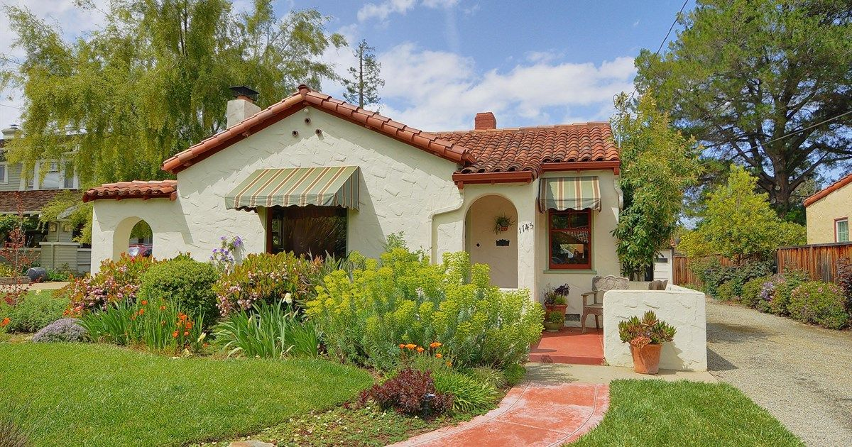 599 000 2 Beds 1 Baths 1050 Sq Ft Contact John Alexander Coldwell Banker Menlo Park 650 Spanish Style Homes Spanish House