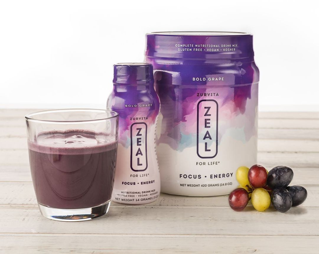 Looking for a good alternative to sugary drinks? Zeal is the answer. Now available at Snap Fitness A...
