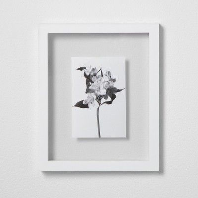 4 X 6 Thin Gallery Float Frame White Made By Design Floating Frame Gallery Wall Frames White Frame
