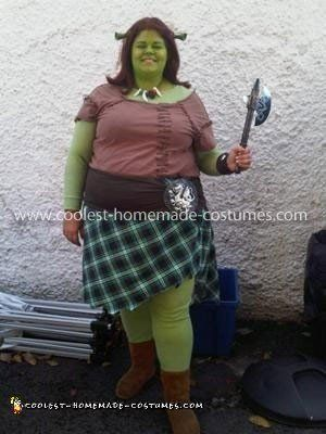 Coolest+Princess+Fiona+Costume  sc 1 st  Pinterest & Coolest Princess Fiona Costume | Pinterest | Fiona costume Princess ...