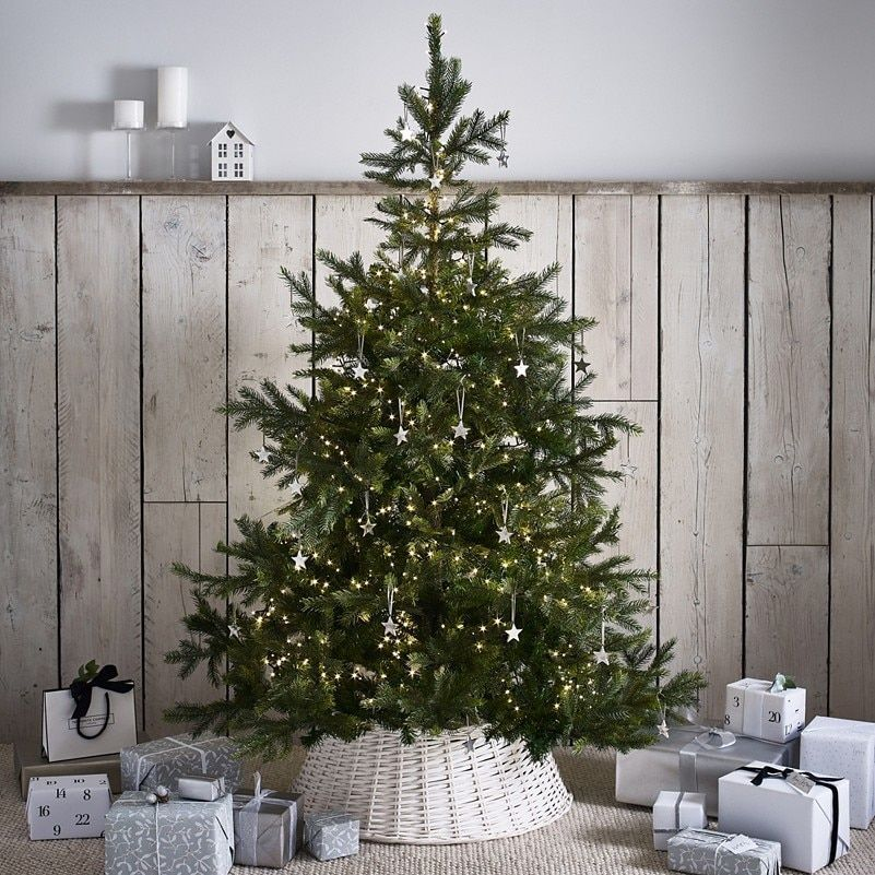 Spruce Christmas Tree 6ft Christmas Trees The White