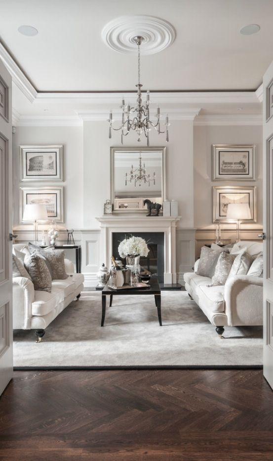 Luxury Interiors - Neutrals | LuxurydoyCom | via Houzz