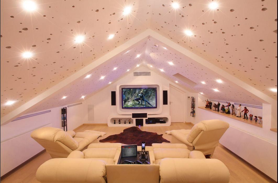 Cosy Cinema Room | Indoor Movie Nights | Pinterest | Cinema room ...
