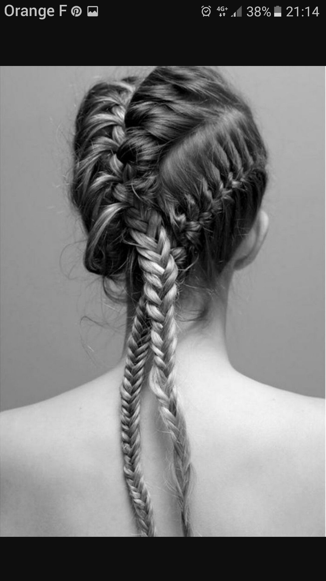 Pin by lya rimet on coiffure pinterest