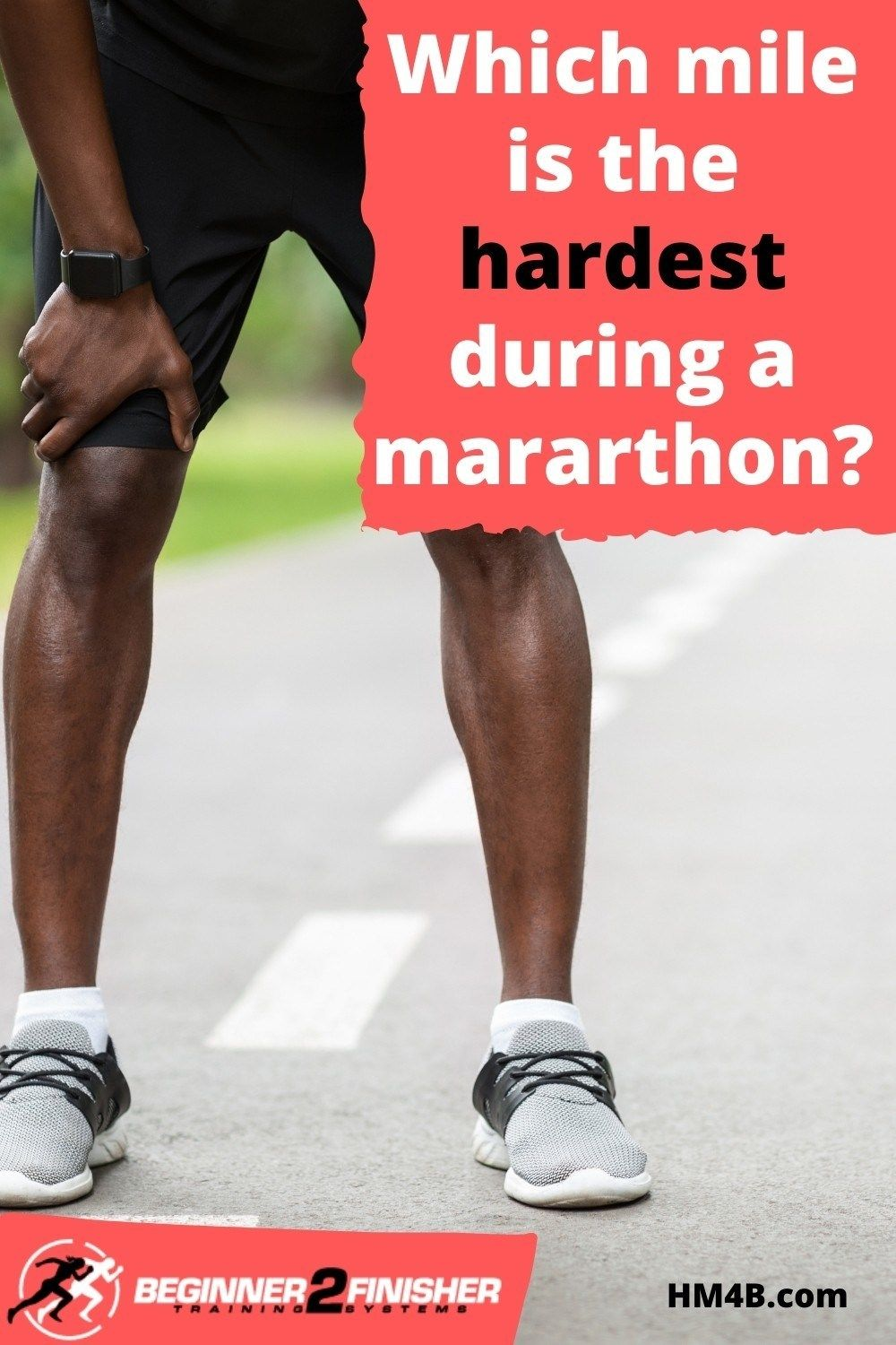 Running A Marathon Takes Weeks Upon Weeks Of Training When It Comes To Actual Race Day There S No T In 2021 Half Marathon Training Schedule Marathon Training Marathon