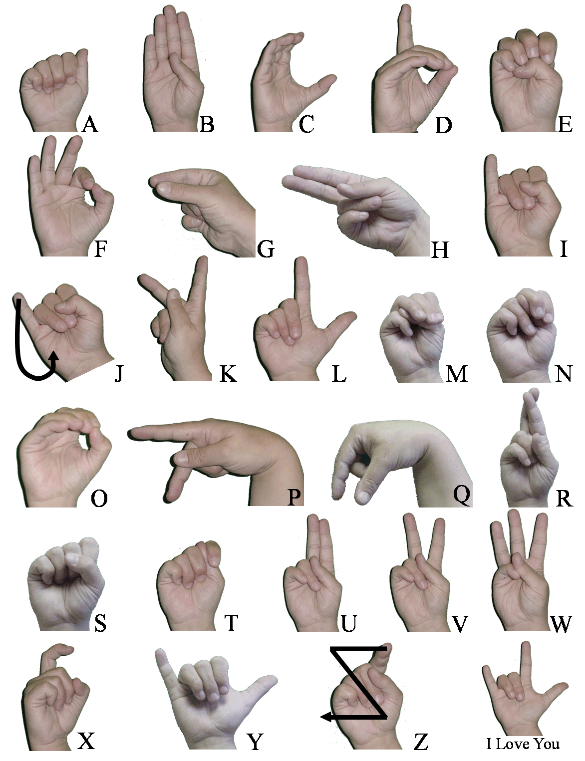 Sign Language in the General Classroom #learning