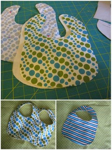 Making your own bibs
