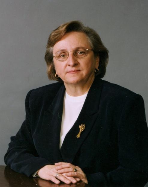 Benedictine Sr. Christine Vladimiroff (Courtesy of Benedictine Sisters of Erie)