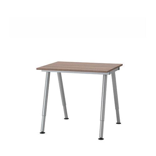 Ikea Us Furniture And Home Furnishings Ikea Galant Desk Grey Desk Ikea