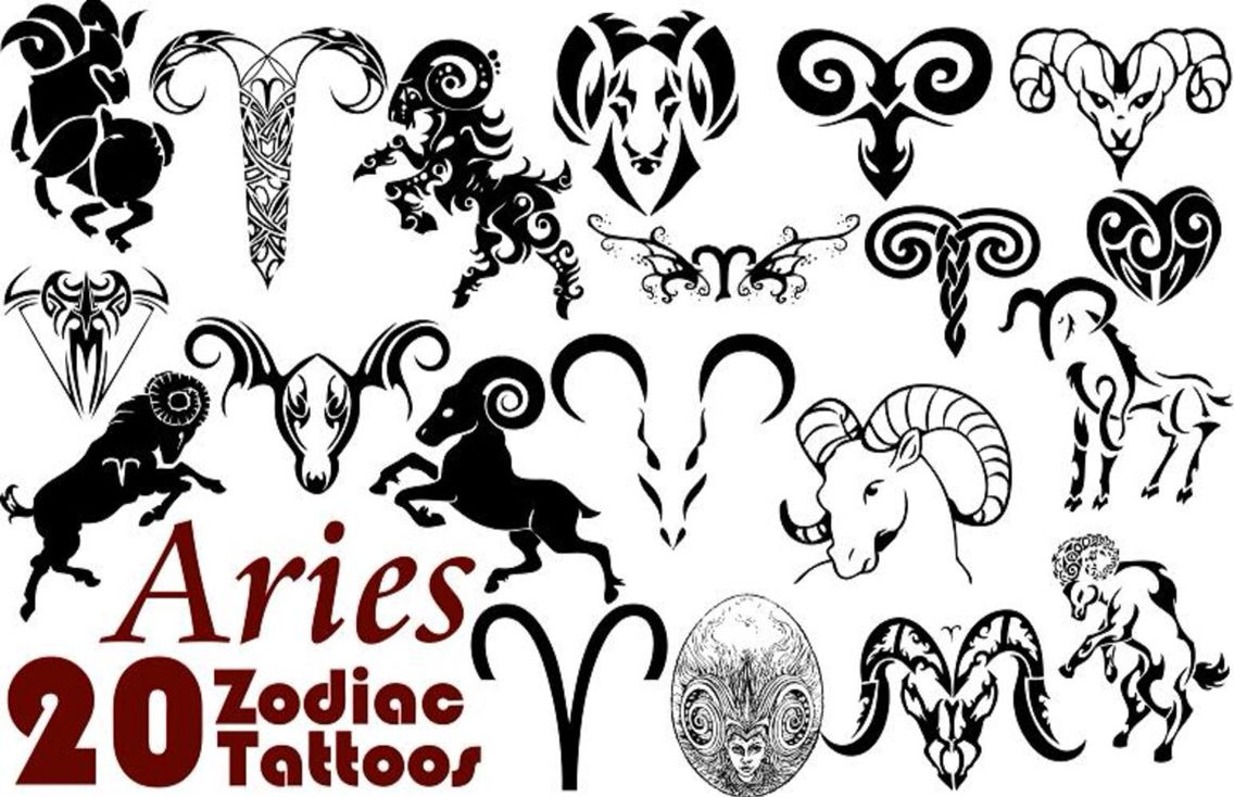 Aries Tattoo Ideas I Am In Love Pinterest Zodiac Tattoos