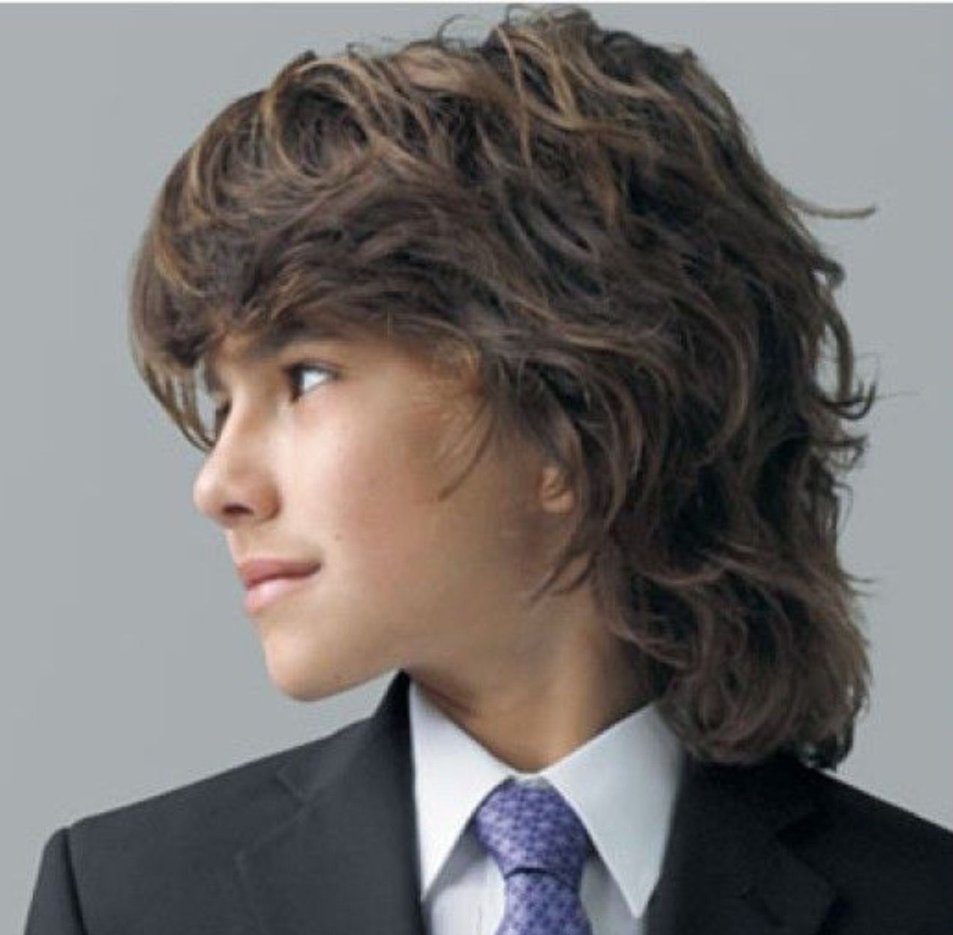 Boy long hairstyles pin by jeanne v on
