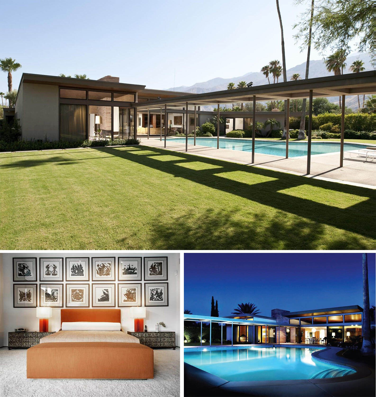 Homes by Famous Architects That You Can Actually Rent | Frank ...