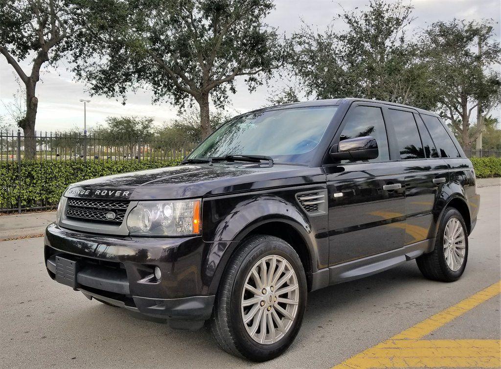 2011 Land Rover Range Rover Sport Take A Car Auto