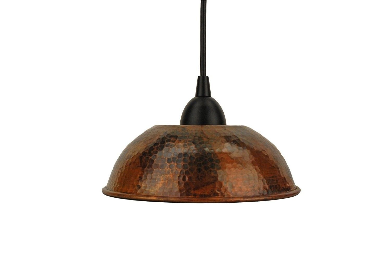 premier copper products l200db 8 1 2 inch hand hammered copper dome