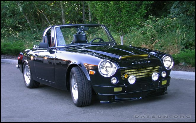 1969 Datsun Fairlady 2000 Roadster